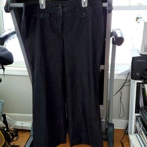 Cato woman trousers 18W dark rinse jean like pant
